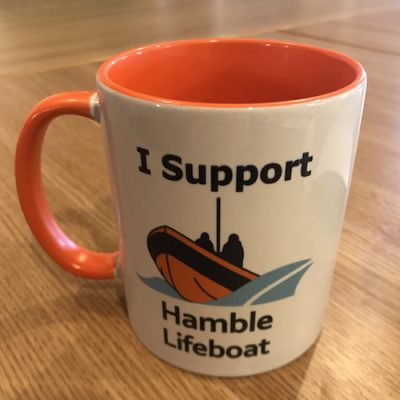 I Support Mug
